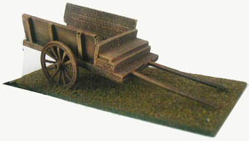 28mm WWII Village Cottage A