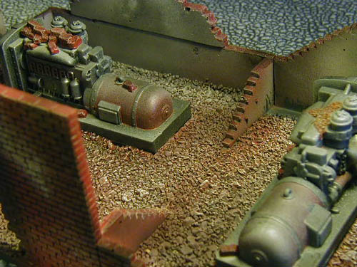 28mm WWII Factory