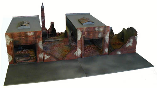 28mm WWII Factory core set