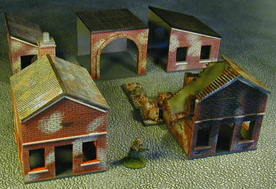 28mm SHEDS STORAGE BUILDINGS